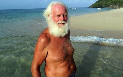 David Glasheen ada robinson crusoe one cikan gorsel