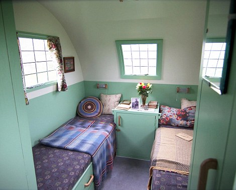 George Clarkes Amazing Spaces WWII Special