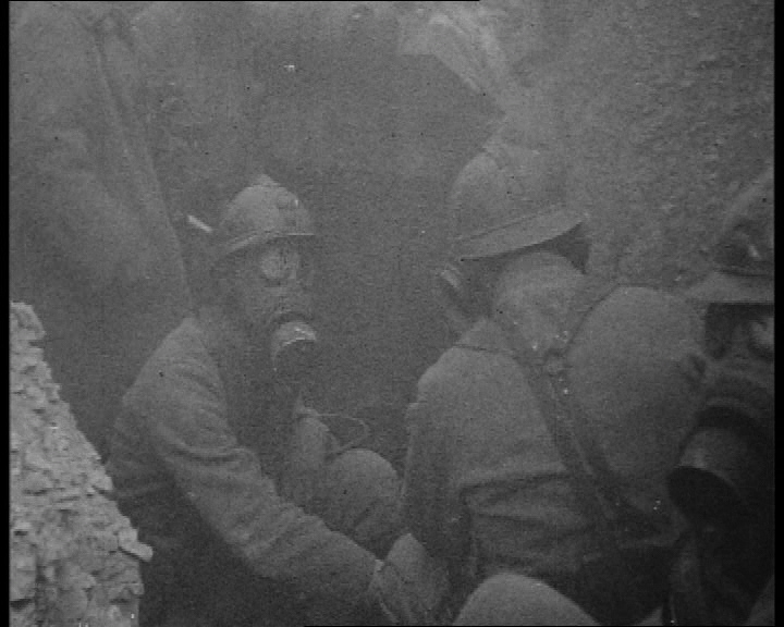 Footage from the Western Frontbritish pathe ingiltere arsiv nolmus