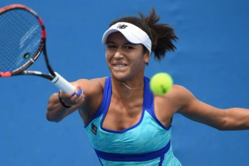 Heather Watson regl tenisci nolmus cover