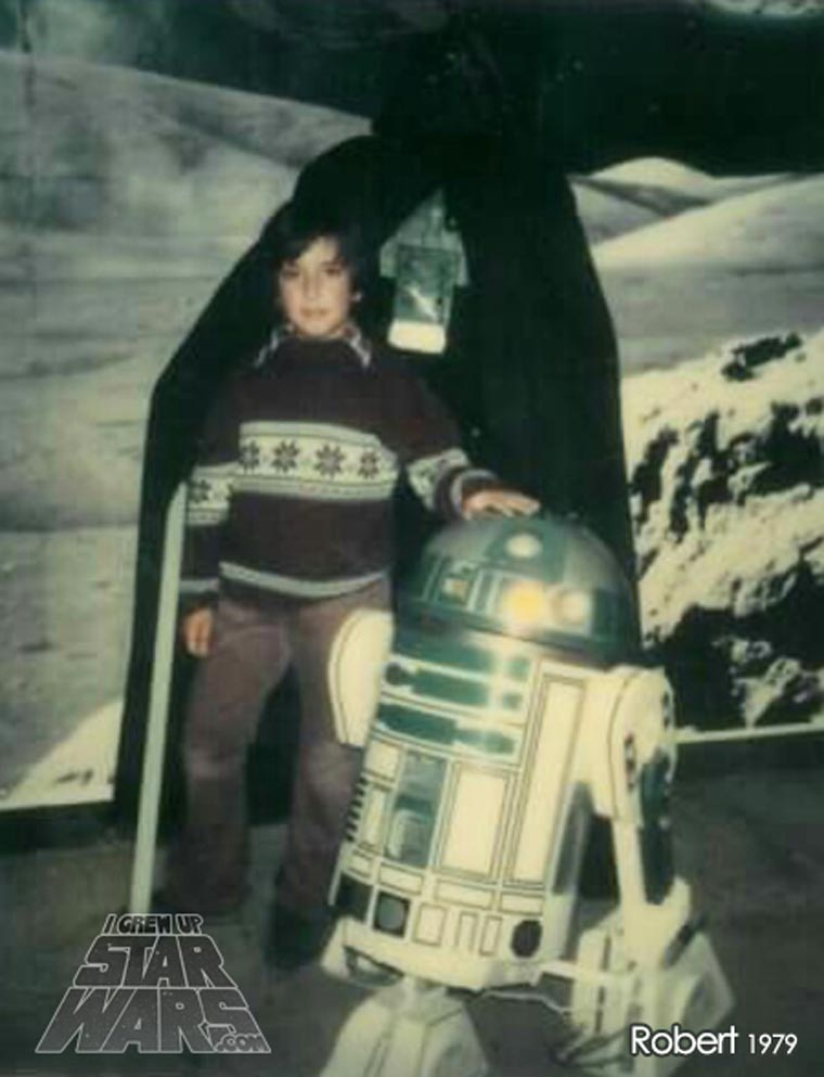 I Grew Up Star Wars cocuk fotograf 23