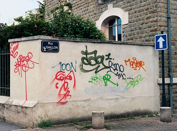 Mathieu Tremblin grafiti 11