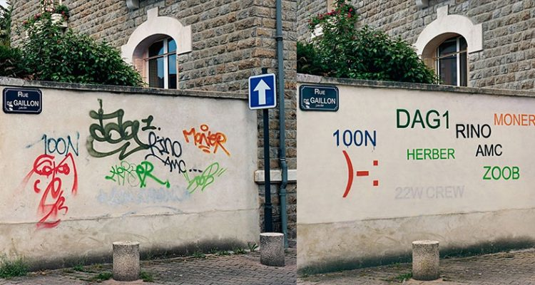 Mathieu Tremblin grafiti 115