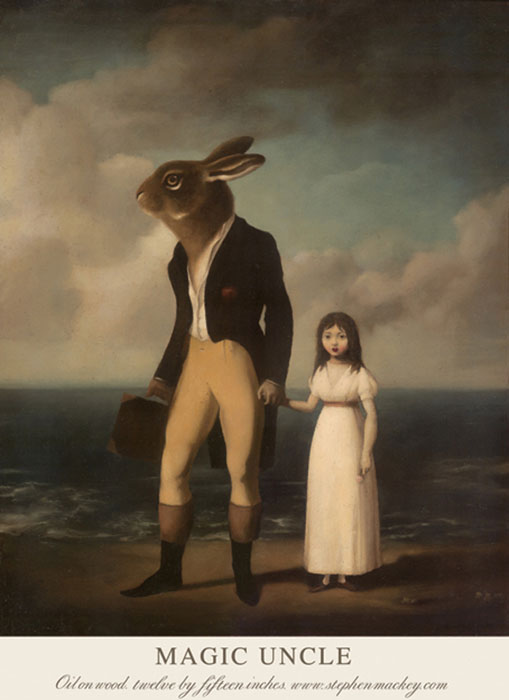 Stephen Mackey 14