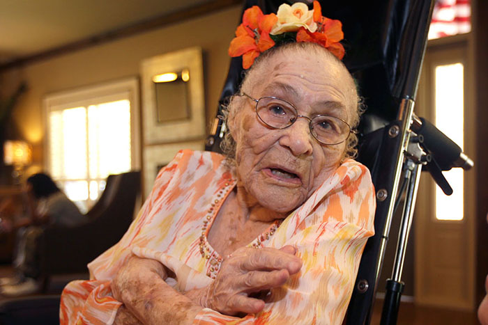 Oldest Living American