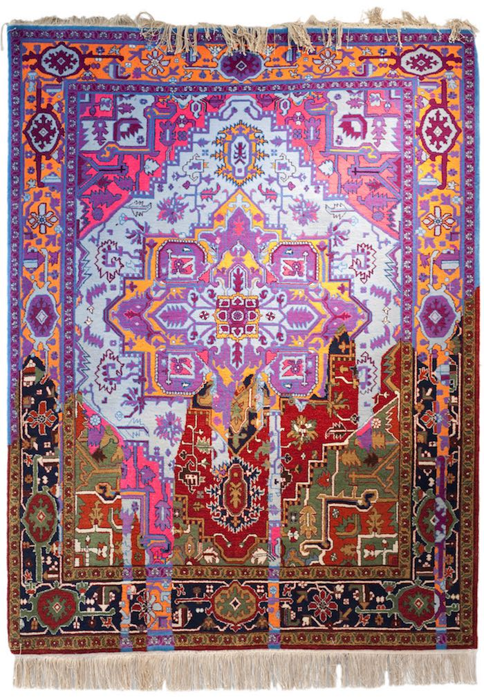 faig ahmed carpets hali 11