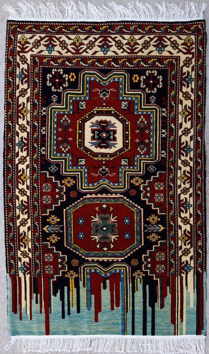 faig ahmed carpets hali 3
