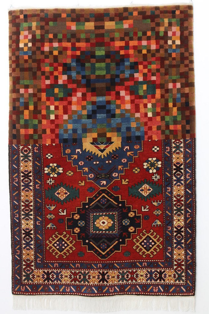 faig ahmed carpets hali 8