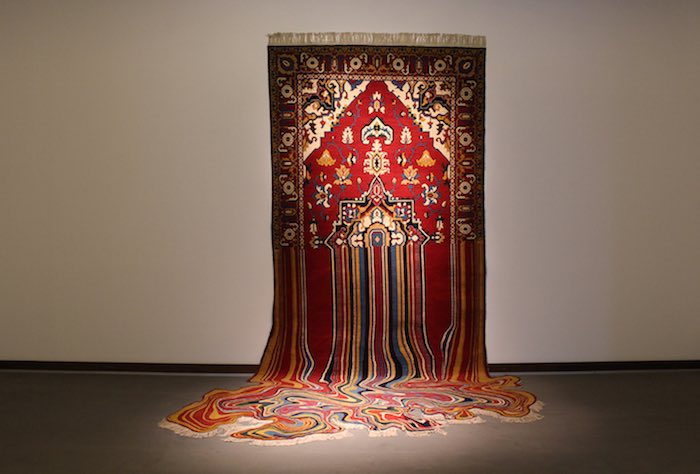 faig ahmed carpets hali 9