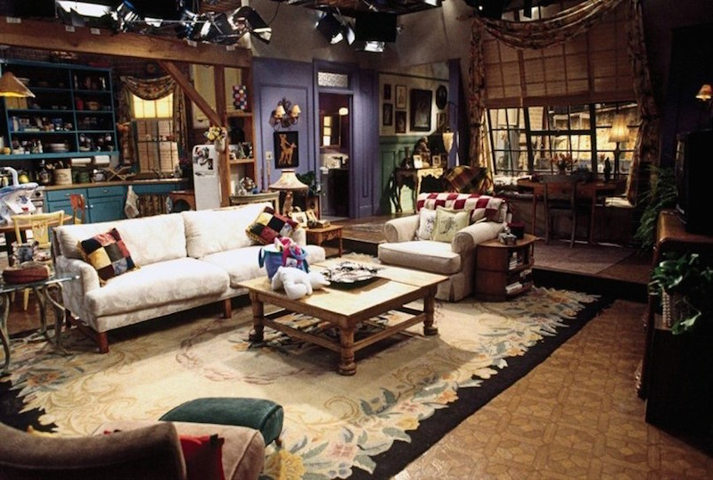 friends dizi prova kamera arkasi 9