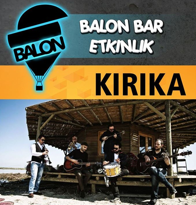 kirika balon bar nolmus