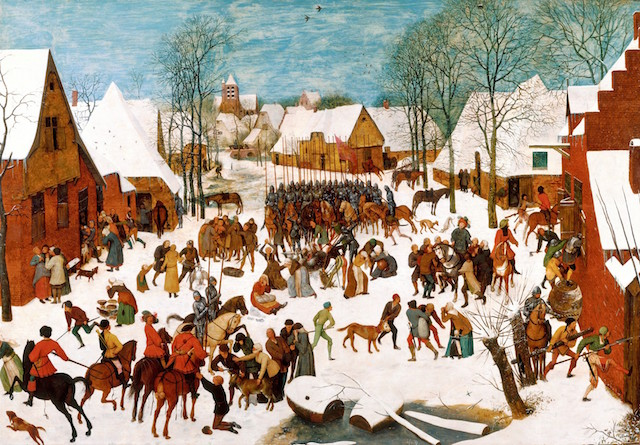 massacre of the innocent bruegel nolmus
