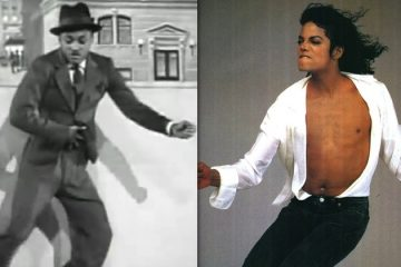 michael jackson moonwalk cover eski video 1
